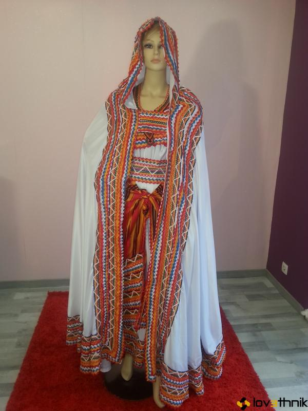 Connu robe kabyle burnous RR37